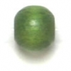 Wooden Bead Round 6mm Green